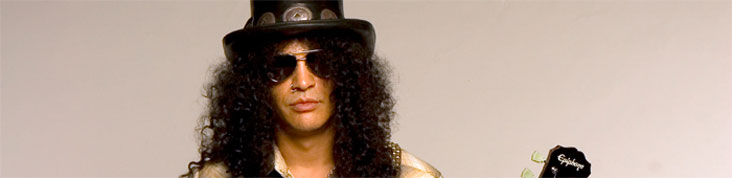 SLASH : CONCERT EN DIRECT SUR INTERNET LE 22 MAI, NOUVEL ALBUM EN ECOUTE