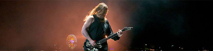 DECES DE JEFF HANNEMAN (SLAYER) A L'AGE DE 49 ANS