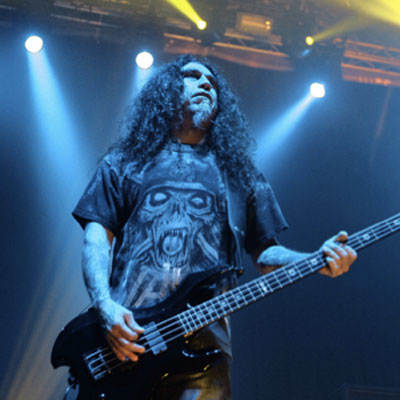 SLAYER LIVE ZENITH DE PARIS 2011