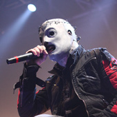 SLIPKNOT LIVE REPORT