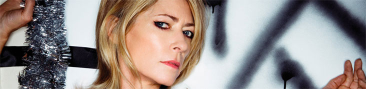 BACK IN TIME : LE JOUR OU KIM GORDON (SONIC YOUTH) EST VENU AU MONDE