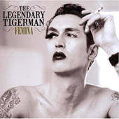 LEGENDARY TIGERMAN - FEMINA