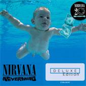NIRVANA - NEVERMIND 20TH ANNIVERSARY EDITION