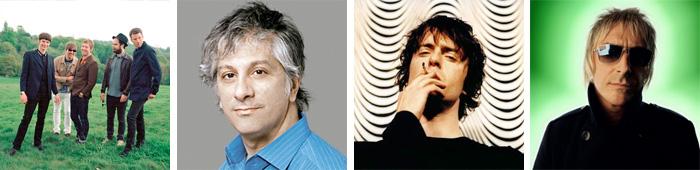 KAISER CHIEFS, LEE RANALDO, SPIRITUALIZED, PAUL WELLER... : TOUS LES ALBUMS A NE PAS MANQUER EN 2012 !