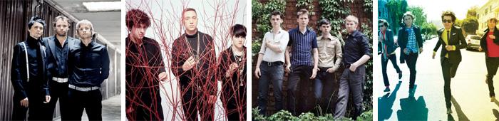MUSE, THE XX, FRANZ FERDINAND, PHOENIX... : TOUS LES ALBUMS A NE PAS MANQUER EN 2012 !