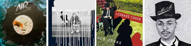 AIR, THE BIG PINK, LEONARD COHEN, LAMBCHOP... : TOUS LES ALBUMS A NE PAS MANQUER EN 2012 !
