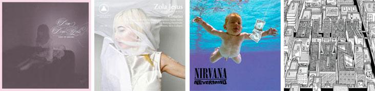 DUM DUM GILS, ZOLA JESUS, BLINK 182... : LES SORTIES DE LA SEMAINE DU 26 SEPTEMBRE 2011