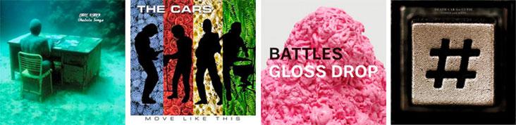 EDDIE VEDDER, THE CARS, BATTLES… : LES SORTIES DE LA SEMAINE DU 30 MAI 2011