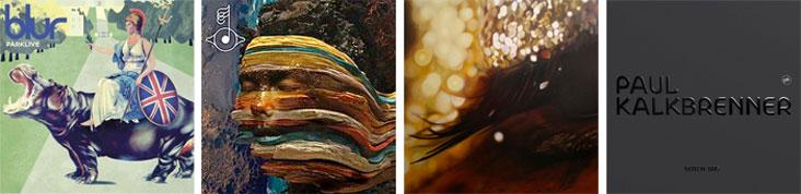 BLUR, BJÖRK, MEMORY TAPES, PAUL KALKBRENNER... : LES SORTIES DE LA SEMAINE DU 3 DECEMBRE 2012