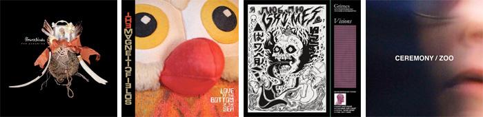 BOWERBIRDS, THE MAGNETIC FIELDS, GRIMES, CEREMONY... : LES SORTIES DE LA SEMAINE DU 12 MARS 2012