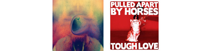 YOUNG MAGIC, PULLED APART BY HORSES... : LES SORTIES DE LA SEMAINE DU 13 FEVRIER 2012