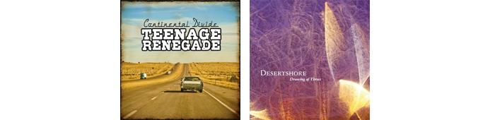 TEENAGE RENEGADE, DESERTSHORE... : LES SORTIES DE LA SEMAINE DU 16 JANVIER 2012