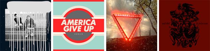 THE BIG PINK, HOWLER, ENTER SHIKARI, MATT ELLIOTT... : LES SORTIES DE LA SEMAINE DU 16 JANVIER 2012