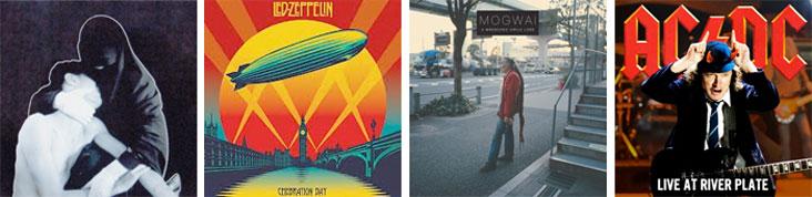 CRYSTAL CASTLES, LED ZEPPELIN, MOGWAI, AC/DC... : LES SORTIES DE LA SEMAINE DU 19 NOVEMBRE 2012