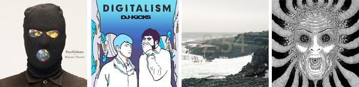 PACOVOLUME, DIGITALISM, 2;54, TY SEGALL... : LES SORTIES DE LA SEMAINE DU 25 JUIN 2012