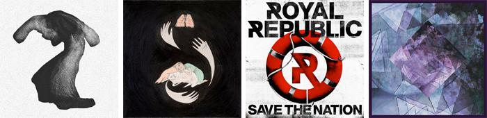 YEASAYER, PURITY RING, ROYAL REPUBLIC, TEEN... : LES SORTIES DE LA SEMAINE DU 27 AOUT 2012