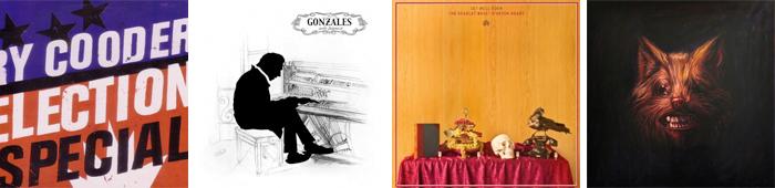 RY COODER, GONZALES, GET WELL SOON, SWANS... : LES SORTIES DE LA SEMAINE DU 27 AOUT 2012