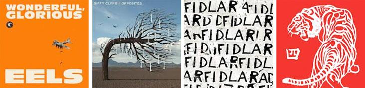 EELS, BIFFY CLYRO, FIDLAR, THE BRONX... : LES SORTIES DE LA SEMAINE DU 4 FEVRIER 2013