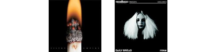 HEAVEN'S BASEMENT, DAILY BREAD : LES SORTIES DE LA SEMAINE DU 6 MAI 2013