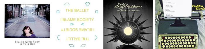 DRIVING WITH ANDY, THE BALLET, LILY & MADELEINE, GOLDEN GURLS... : LES SORTIES DE LA SEMAINE DU 10 JUIN 2013