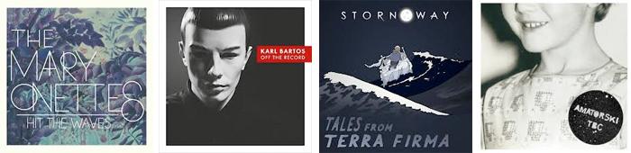 THE MARY ONETTES, KARL BARTOS, STORNOWAY, AMATORSKI... : LES SORTIES DE LA SEMAINE DU 11 MARS 2013
