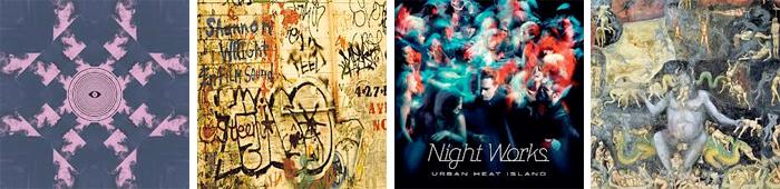 FLUME, SHANNON WRIGHT, NIGHT WORKS, STEVE MASON... : LES SORTIES DE LA SEMAINE DU 18 MARS 2013