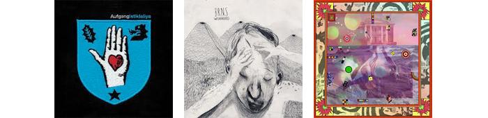 AUFGANG, BRNS, MERCHANDISE... : LES SORTIES DE LA SEMAINE DU 22 AVRIL 2013