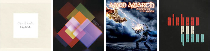 LLOYD COLE, LIGHTNING DUST, AMON AMARTH, AIRHEAD... : LES SORTIES DE LA SEMAINE DU 24 JUIN 2013