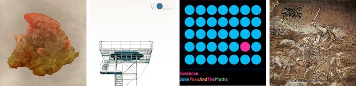 MAZES, V.O., JOHN FOXX AND THE MATHS, DARKTHRONE... : LES SORTIES DE LA SEMAINE DU 25 FEVRIER 2013