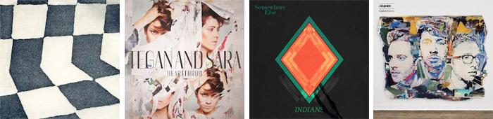 DUCKTAILS, TEGAN AND SARA, INDIANS, DELPHIC... : LES SORTIES DE LA SEMAINE DU 28 JANVIER 2013
