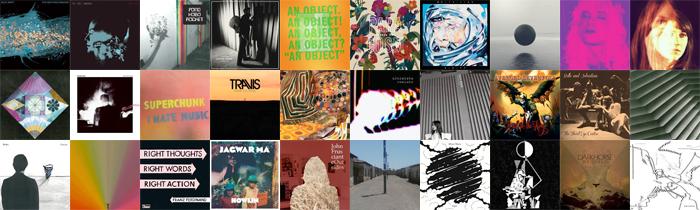 LE GUIDE DES ALBUMS DE LA RENTREE 2013