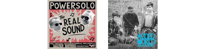 POWERSOLO, COLD WORLD... : LES ALBUMS DE LA SEMAINE EN STREAMING