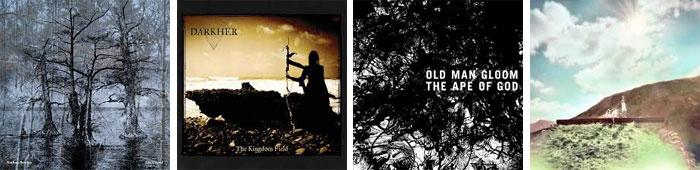 NATHAN BOWLES, DARKHER, OLD MAN GLOOM, GOODNIGHT LENIN... : LES ALBUMS DE LA SEMAINE EN STREAMING