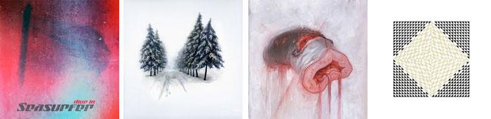 SEASURFER, KAUAN, AMERICAN HERITAGE, MODEL ALPHA : LES ALBUMS DE LA SEMAINE EN STREAMING
