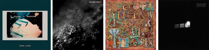 DANIEL LANOIS, SCOTT WALKER & SUNN O))), ...AND YOU WILL KNOW US BY THE TRAIL OF DEAD, YONATAN GAT... : LES ALBUMS DE LA SEMAINE EN STREAMING