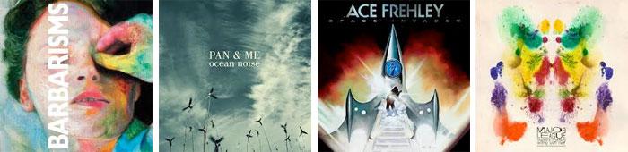 BARBARISMS, PAN & ME, ACE FREHLEY, MAJOR LEAGUE... : LES ALBUMS DE LA SEMAINE EN STREAMING