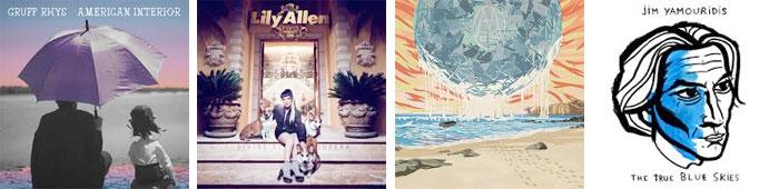 GRUFF RHYS, LILY ALLEN, MARS RED SKY, JIM YAMOURIDIS... : LES ALBUMS DE LA SEMAINE EN STREAMING