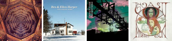 YOUNG MAGIC, BEN & ELLEN HARPER, ENO • HYDE, THE GOASTT : LES ALBUMS DE LA SEMAINE EN STREAMING