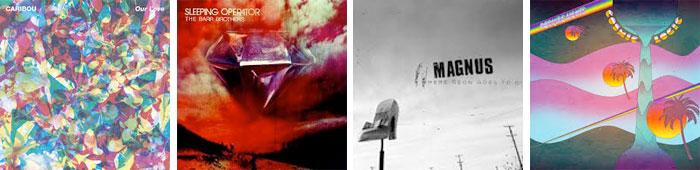 CARIBOU, THE BARR BROTHERS, MAGNUS, PEAKING LIGHTS... : LES ALBUMS DE LA SEMAINE EN STREAMING