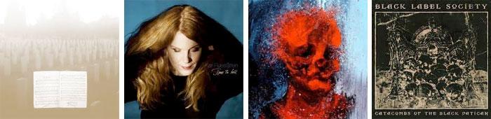 MODE MODERNE, KARI RUESLATTEN, HAUNTED BY HALLUCINATIONS, BLACK LABEL SOCIETY... : LES ALBUMS DE LA SEMAINE EN STREAMING