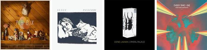 PHOX, LULUC, DEINE LAKAIEN, EVERYTIME I DIE, HISS GOLDEN MESSENGER... : LES ALBUMS DE LA SEMAINE EN STREAMING