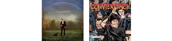 HISS COLDEN MESSENGER, COUNTERPUNCH... : LES ALBUMS DE LA SEMAINE EN STREAMING