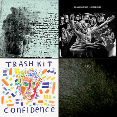 THE SMASHING PUMPKINS, GRAVENHURST, TRASH KIT, FAUST... : LES ALBUMS DE LA SEMAINE EN STREAMING