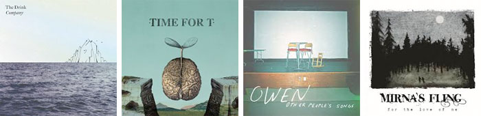 THE DRINK, TIME FOR T, OWEN, MIRNA'S FLING... : LES ALBUMS DE LA SEMAINE EN STREAMING