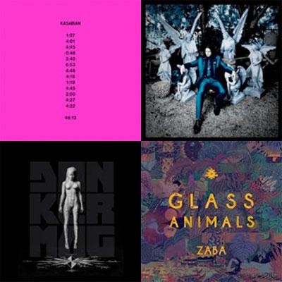 KASABIAN, JACK WHITE, DIE ANTWOORD, GLASS ANIMALS... : LES ALBUMS DE LA SEMAINE EN STREAMING