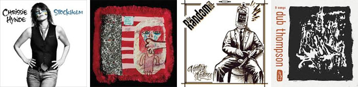 CHRISSIE HYNDE, JESSICA LEA MAYFIELD, THE RANDOM RIOTS, DUB THOMPSON... : LES ALBUMS DE LA SEMAINE EN STREAMING