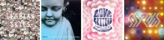 SEXTON CREEPS, ELBOW, METRONOMY, SISYPHUS... : LES ALBUMS DE LA SEMAINE EN STREAMING