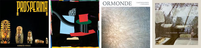 PROSPERINA, VIRGINIA WING, ORMONDE, THE FEATHER... : LES ALBUMS DE LA SEMAINE EN STREAMING