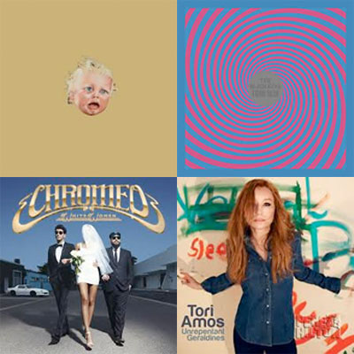 SWANS, THE BLACK KEYS, CHROMEO, TORI AMOS... : LES ALBUMS DE LA SEMAINE EN STREAMING