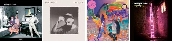 VALINA, NICK MULVEY, SEAHAWKS, DJANGO DJANGO... : LES ALBUMS DE LA SEMAINE EN STREAMING